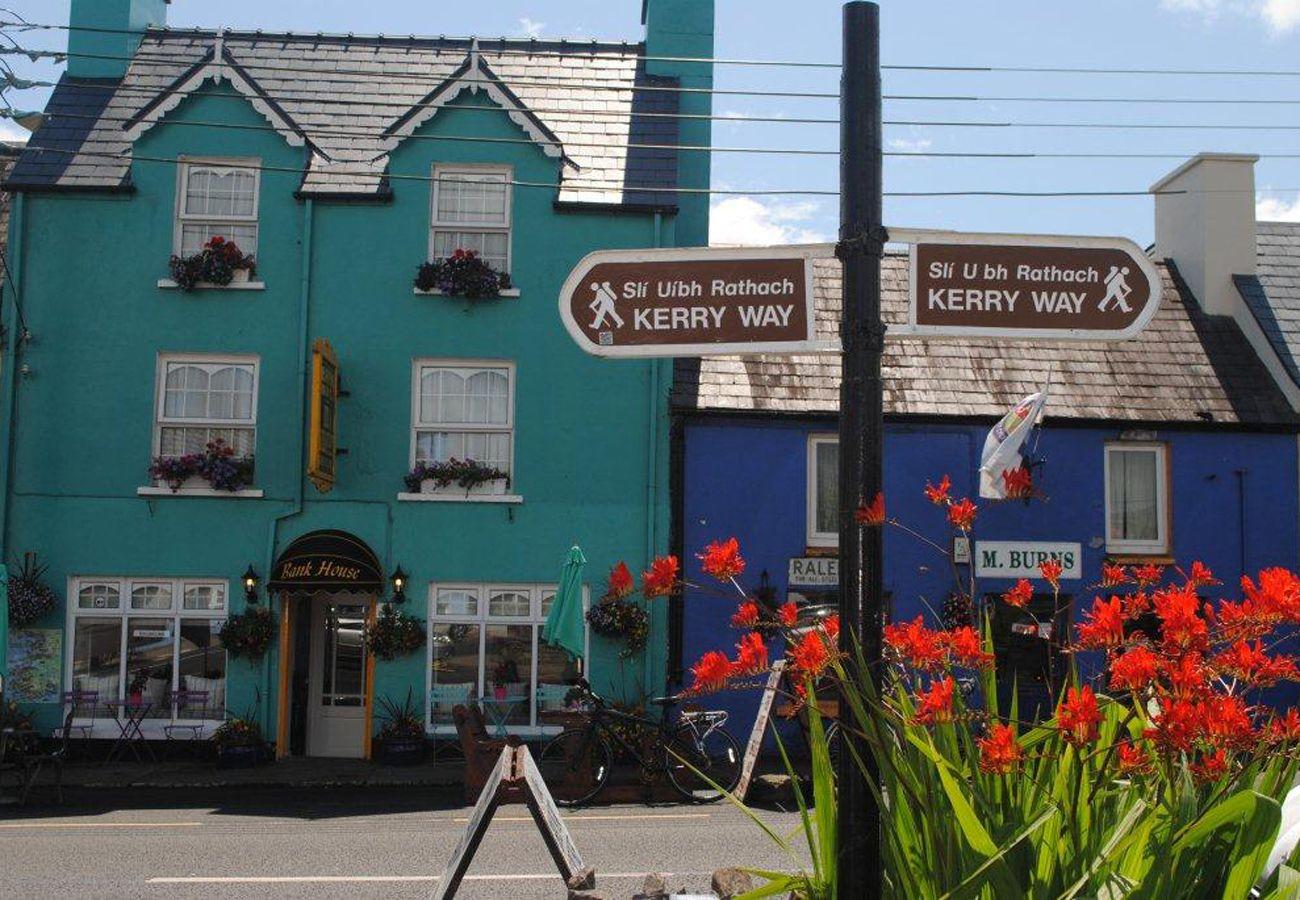 Sneem, County Kerry, Ireland © Failte Ireland