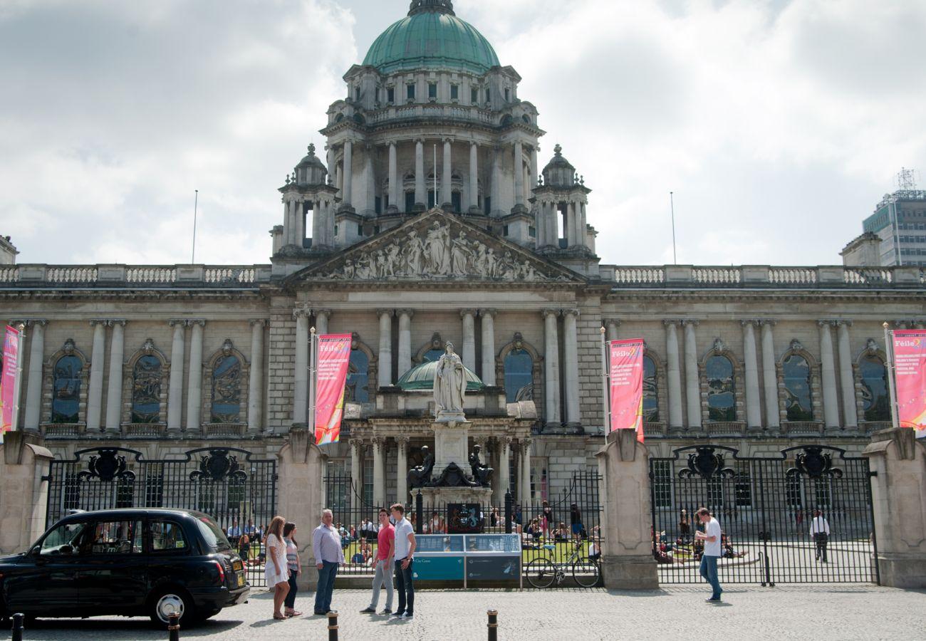 Belfast City, United Kingdom © Tourism Ireland