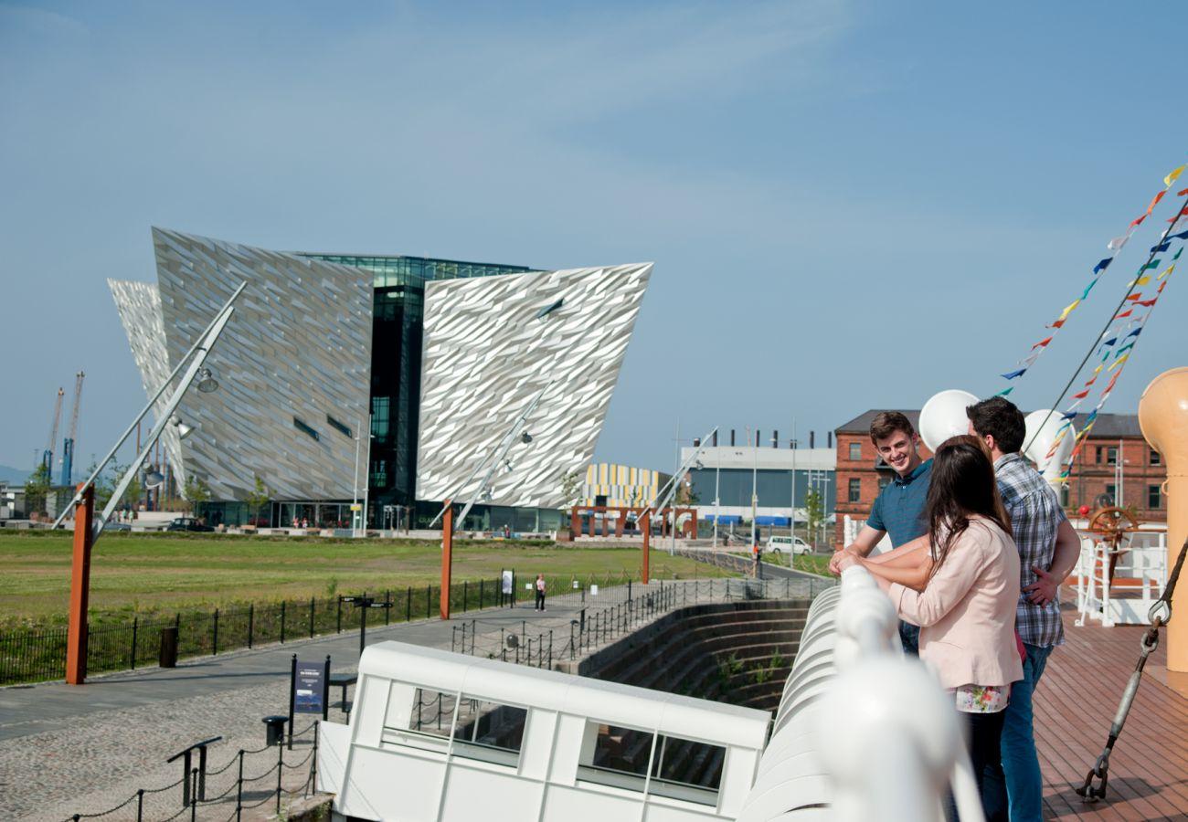 Titanic Experience, Belfast City © Tourism Ireland