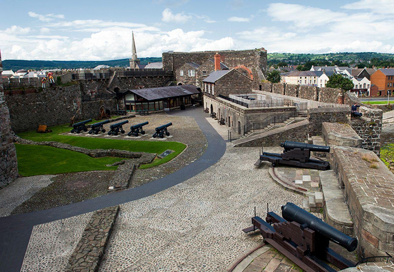Carrickfergus Castle Antrim © Tourism Ireland