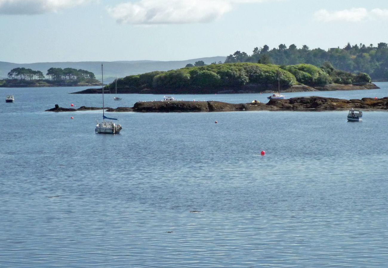 Glengarriff Harbour & Garnish Island, County Cork, Ireland