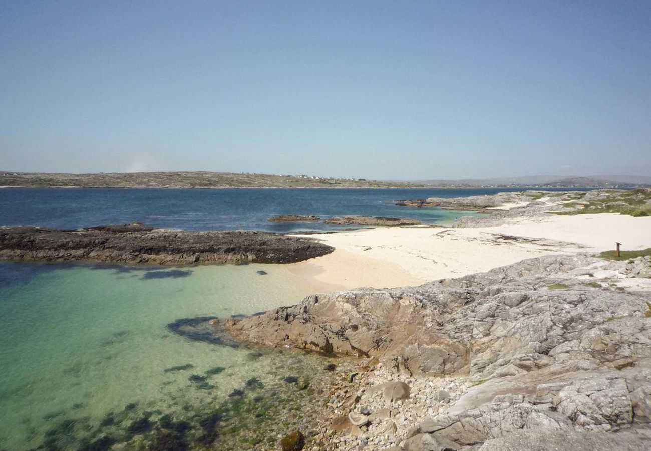 Connemara Sandy Beaches, County Galway, Ireland