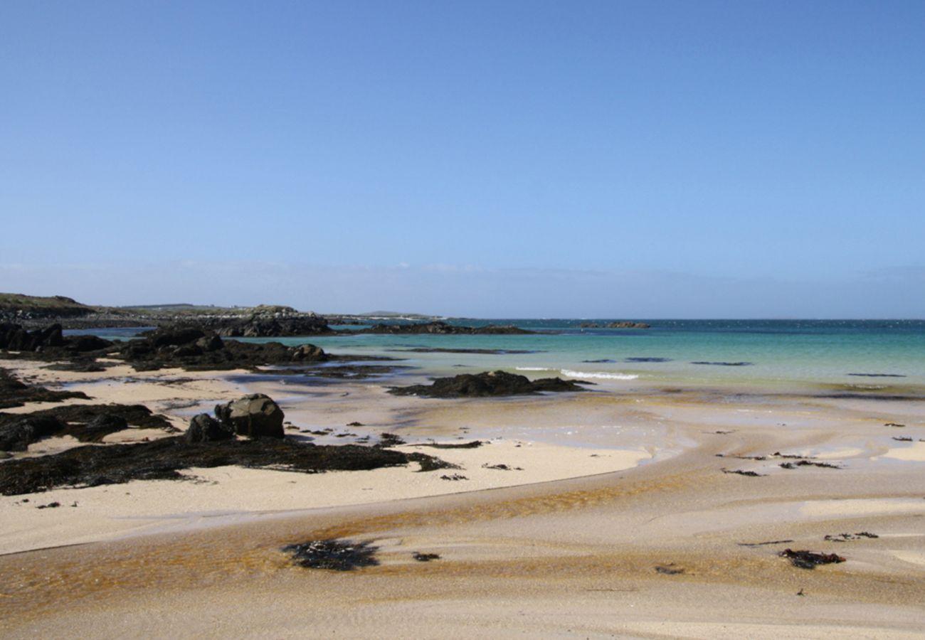 Connemara Sandy Beaches, County Galway, Ireland