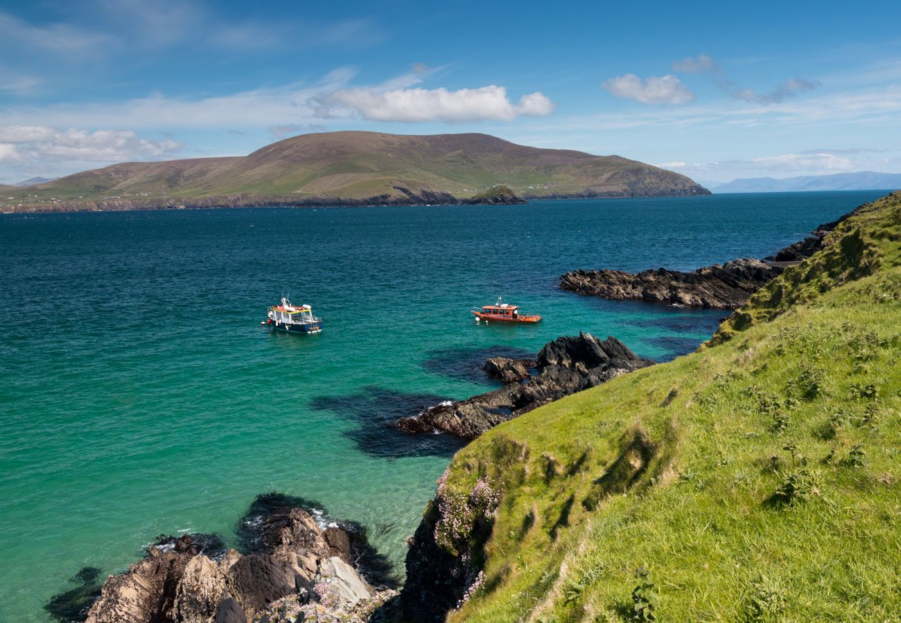 The Blasket Islands, Dingle Peninsula, Dingle, County Kerry © Trident Holiday Homes