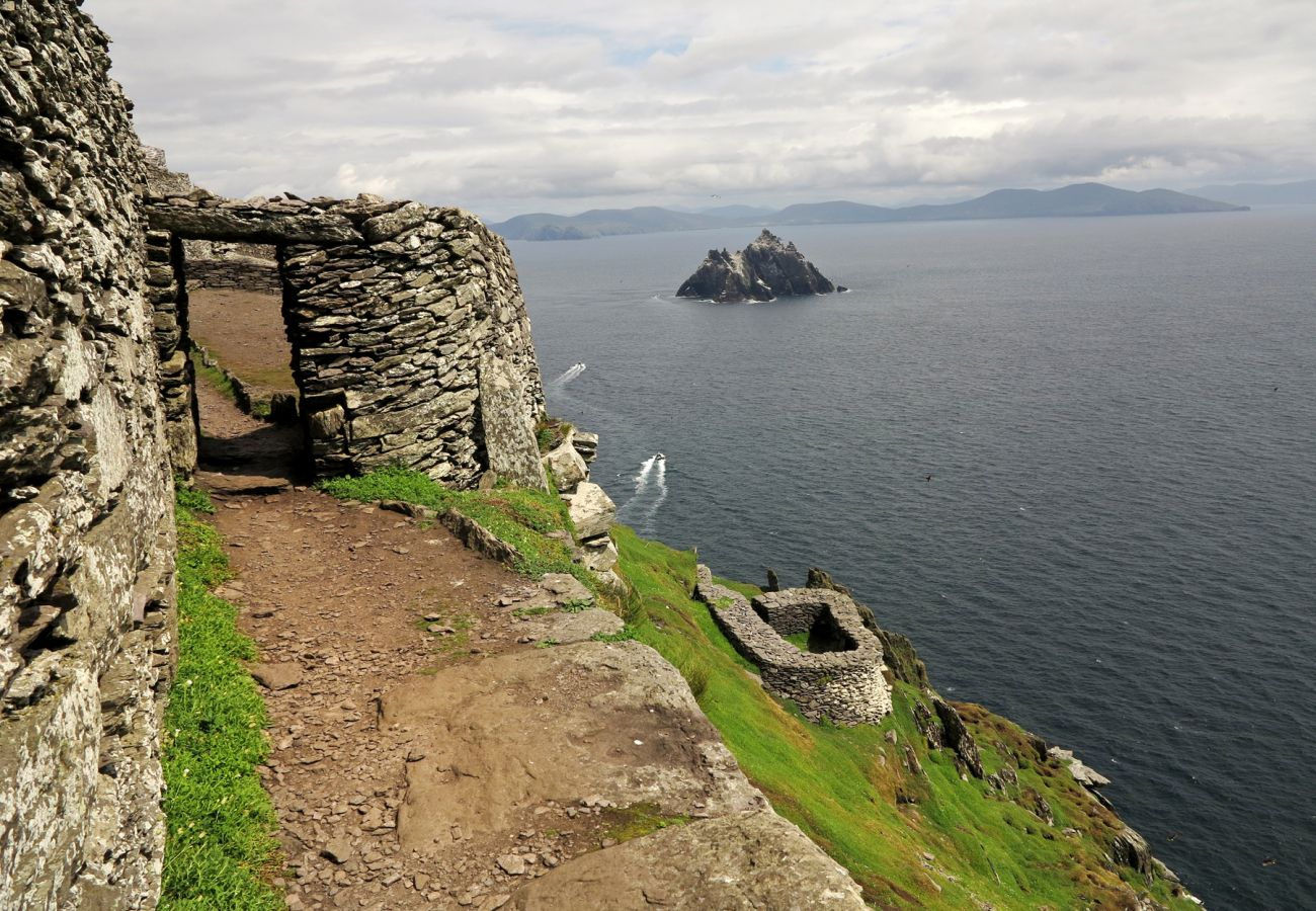 Skellig Islands, County Kerry, Ireland