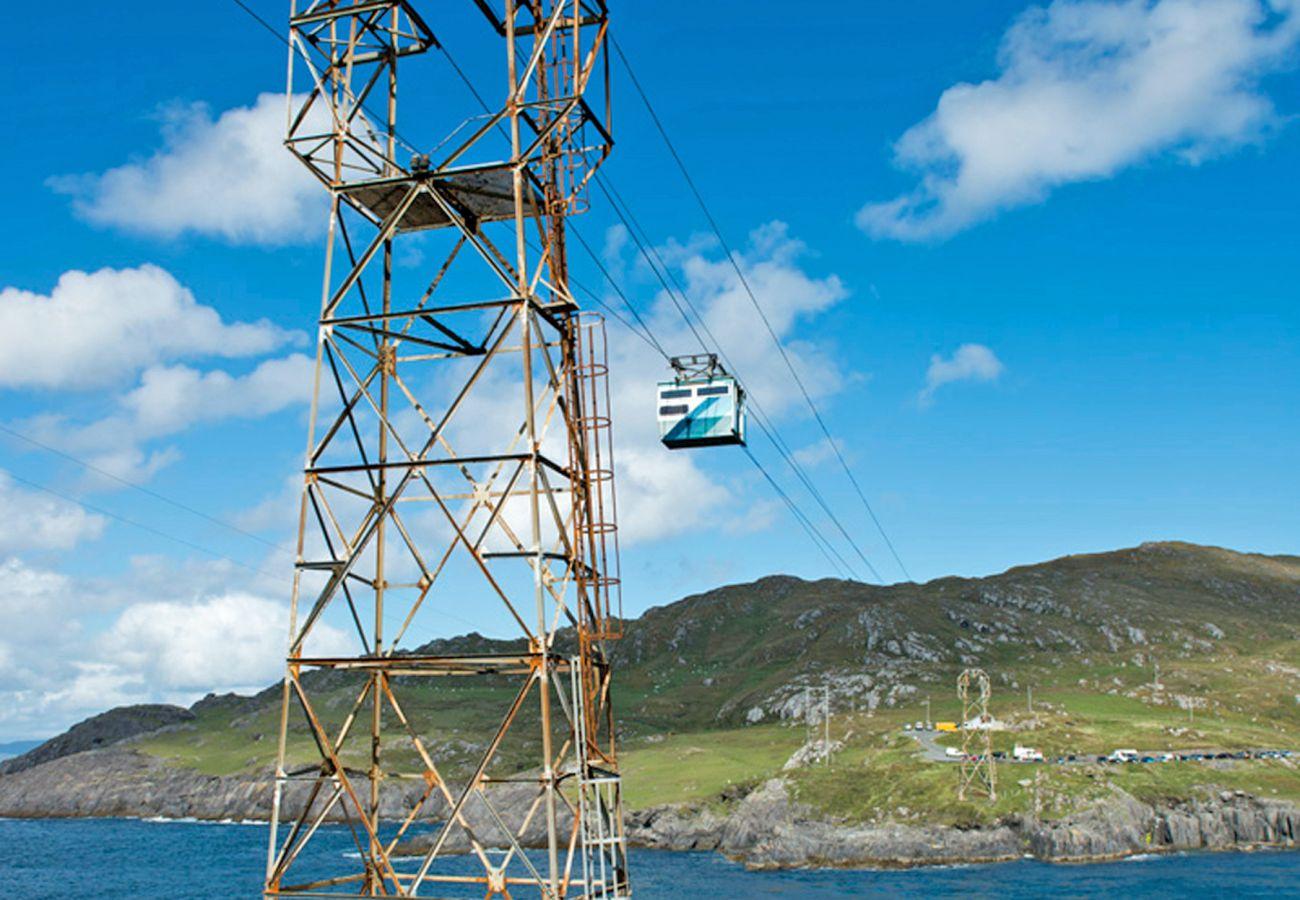 Dursey Island, Beara Peninsula,Cork ©Tourism Ireland