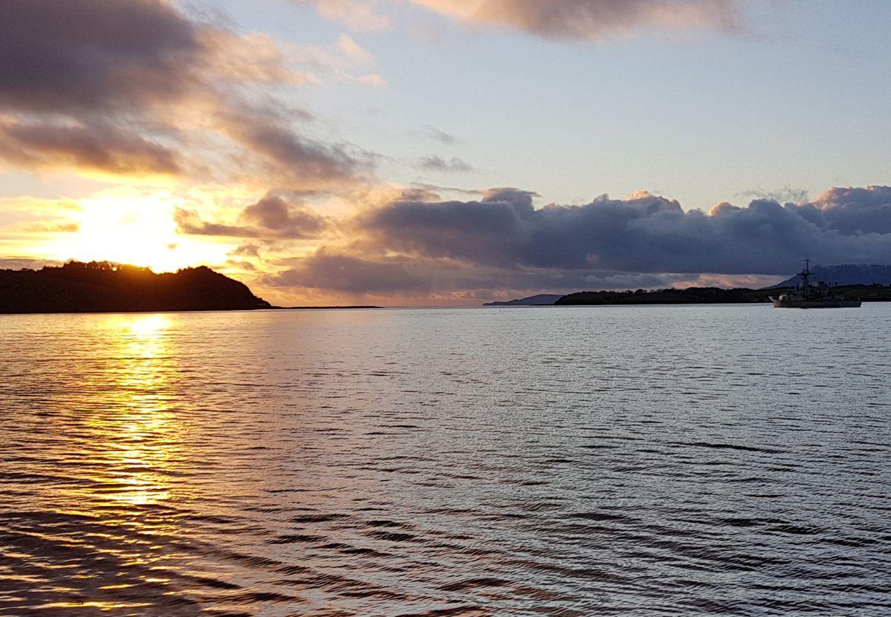 Bantry Bay Sunset, County Cork