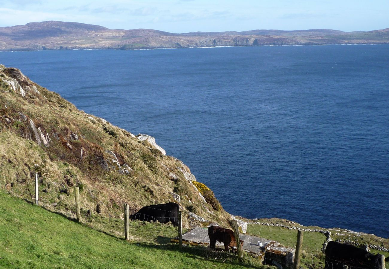 Dunmanus Bay with view of Mizen Peninsula, County Cork