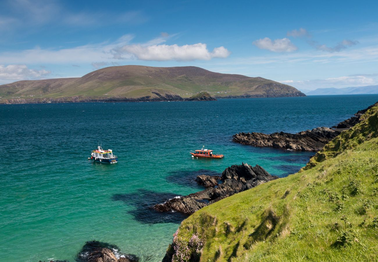 The Blasket Islands, Dingle Peninsula, Dingle, County Kerry