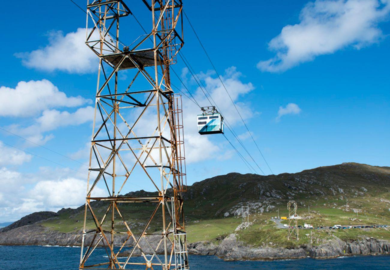 Dursey Island, Beara Peninsula, County Cork © Tourism Ireland