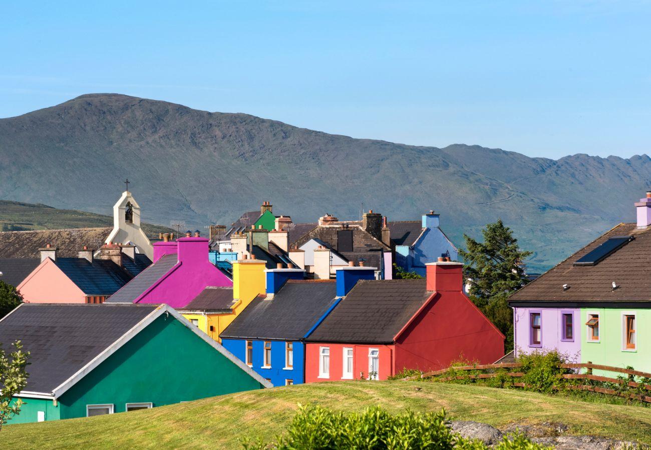 Eyeries Village, West Cork © Chris Hill Photographic