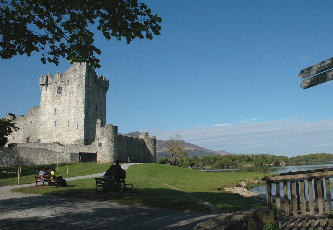Ross Castle, Killarney, County Kerry © J. O'Grady