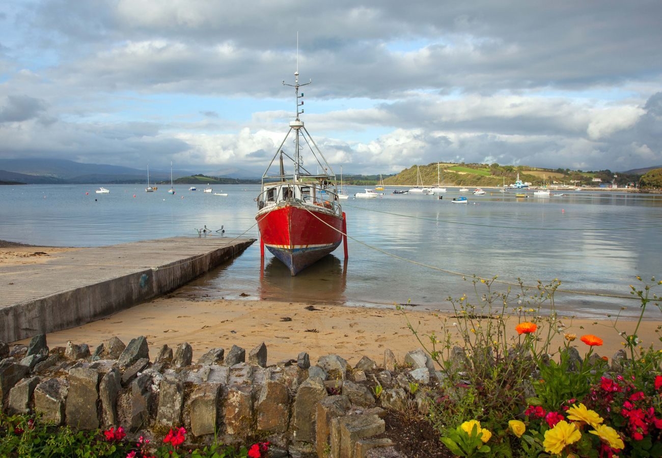 Abbey Slipway in Bantry, County Cork, Ireland