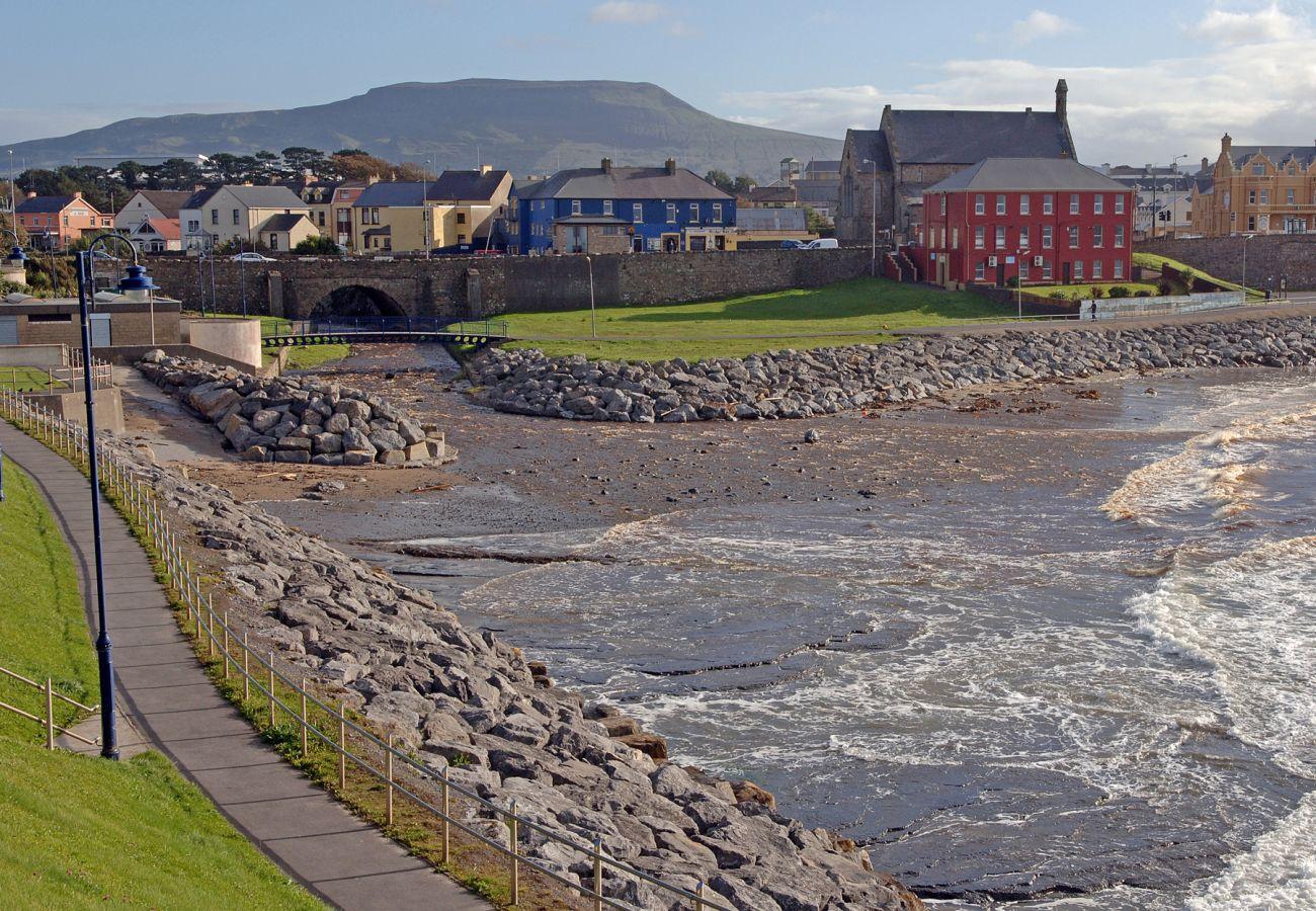Bundoran Town, County Donegal, Ireland
