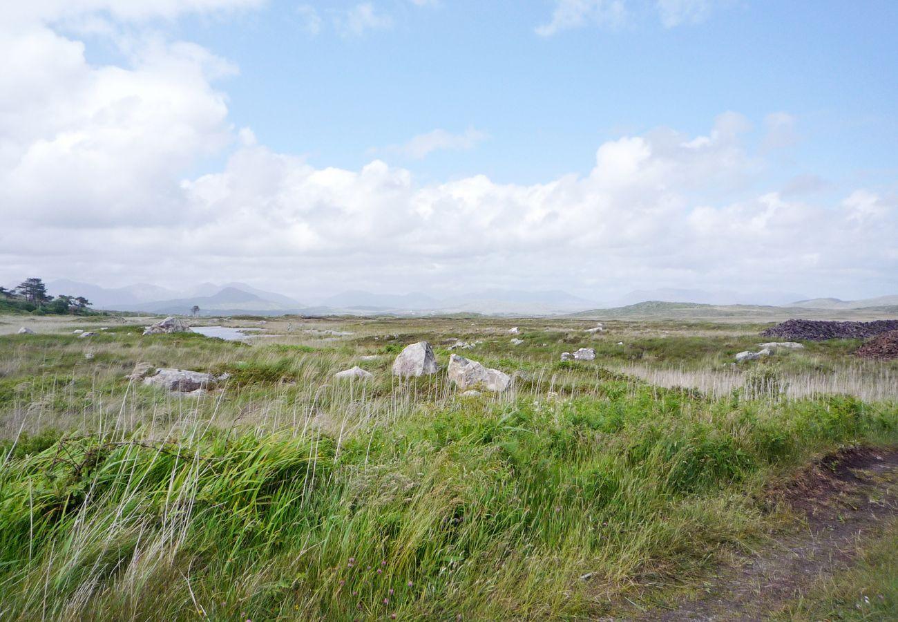 Carna Landscape, Connemara, County Galway