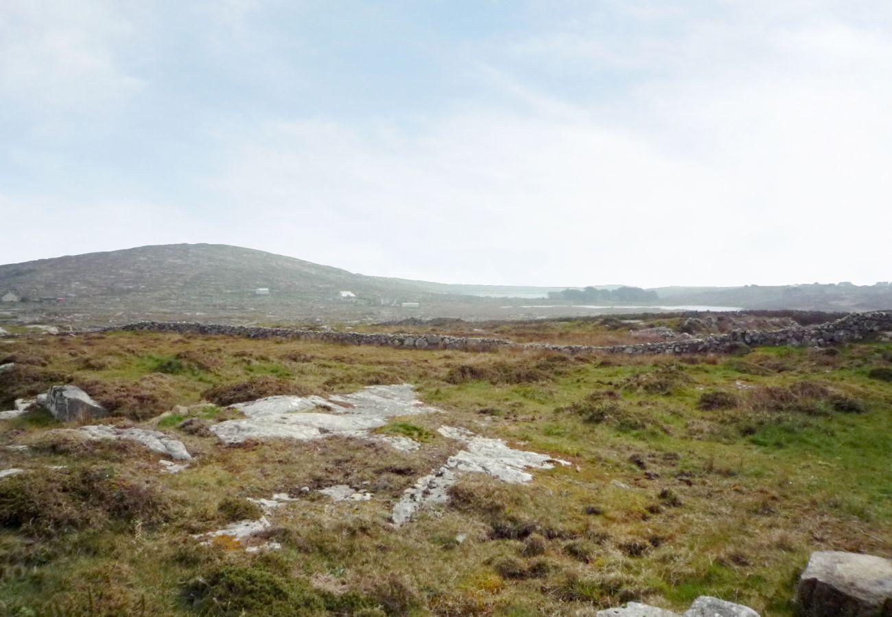 Connemara Landscape County Galway, Ireland