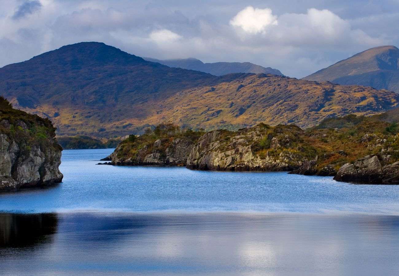 Killarney Lakes Kerry © Chri Hill Photographic for Tourism Ireland
