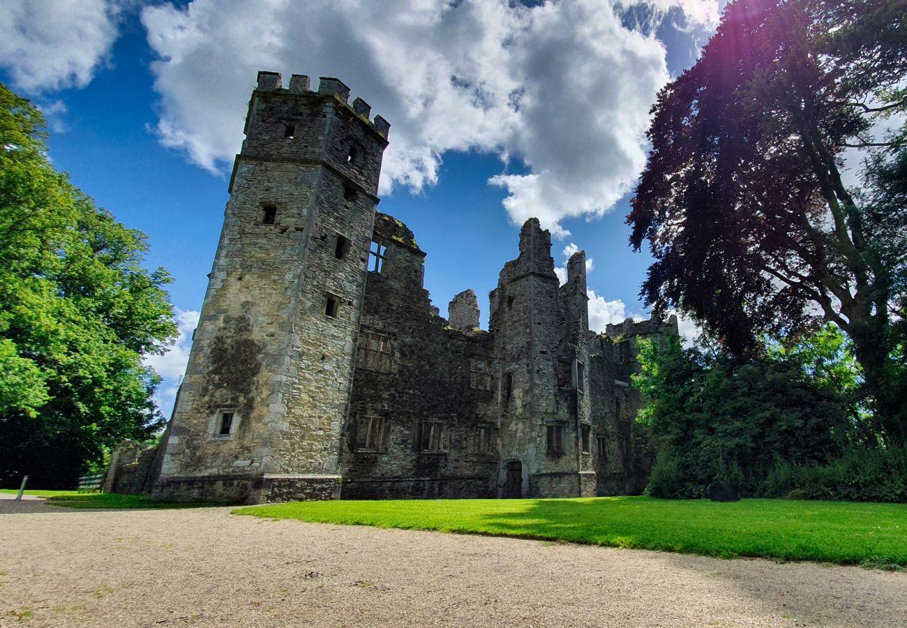 Mallow Castle Ruins, Mallow, Co Cork ©Fáilte Ireland