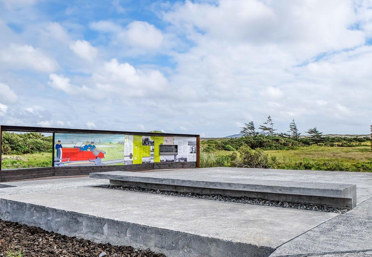 Derrigimlagh Looped Walk, Connemara, County Galway, Ireland