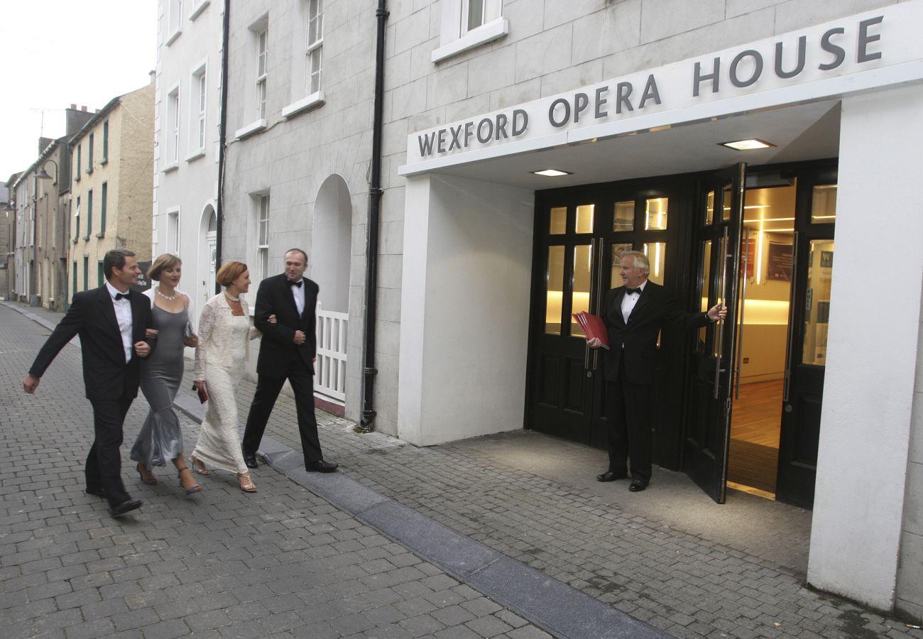 Wexford Opera House Wexford Town © Fáilte Ireland