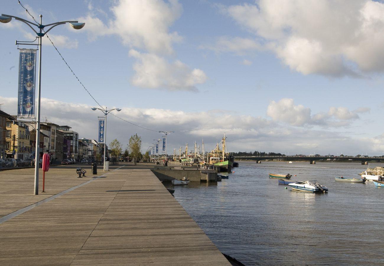 Wexford Quay, Wexford © Failte Ireland