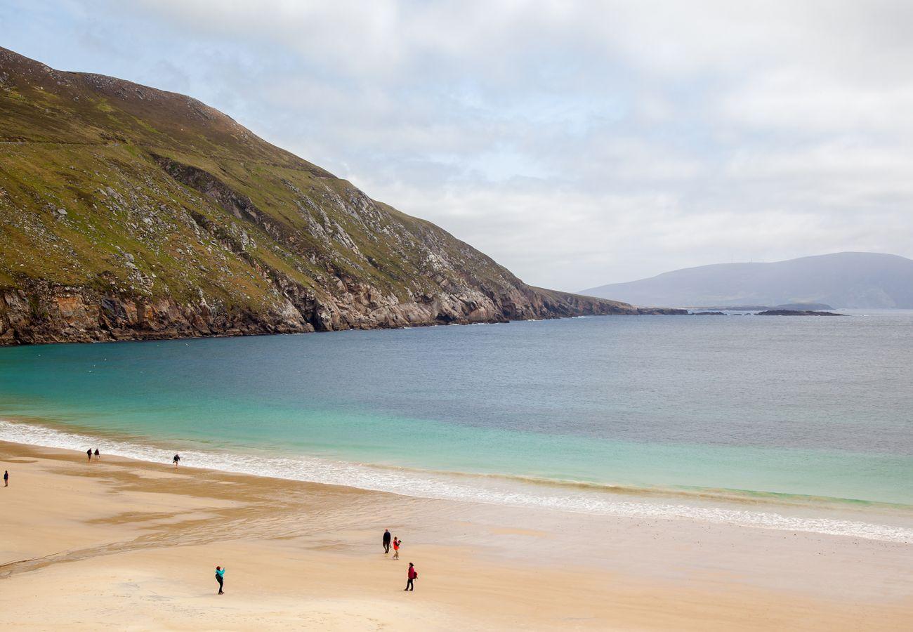 Bay Coast Keem Bay Achill Beach Mayo copyright Fáilte Ireland