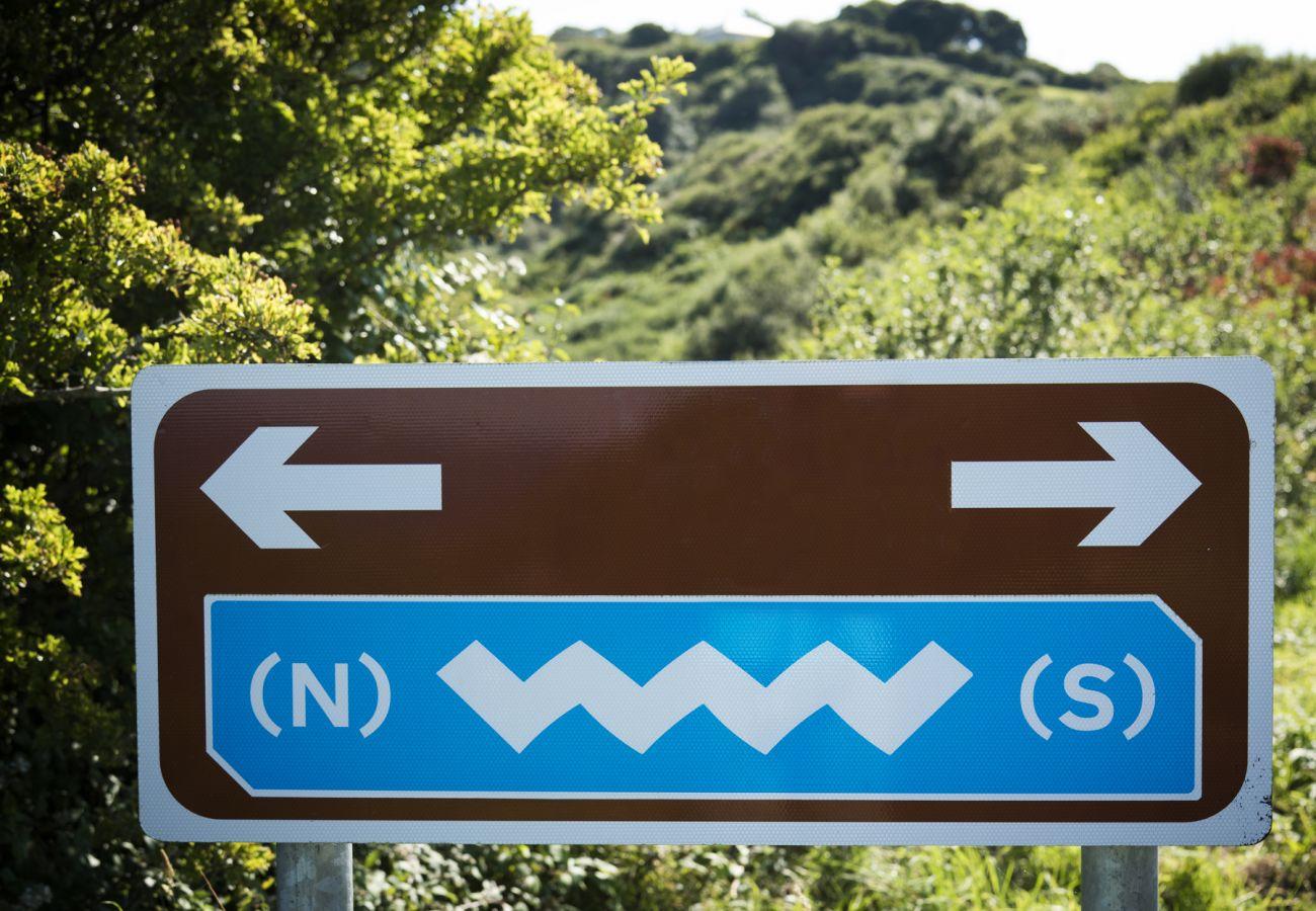 Wild Atlantic Way Road Sign © Failte Ireland & Tourism Ireland