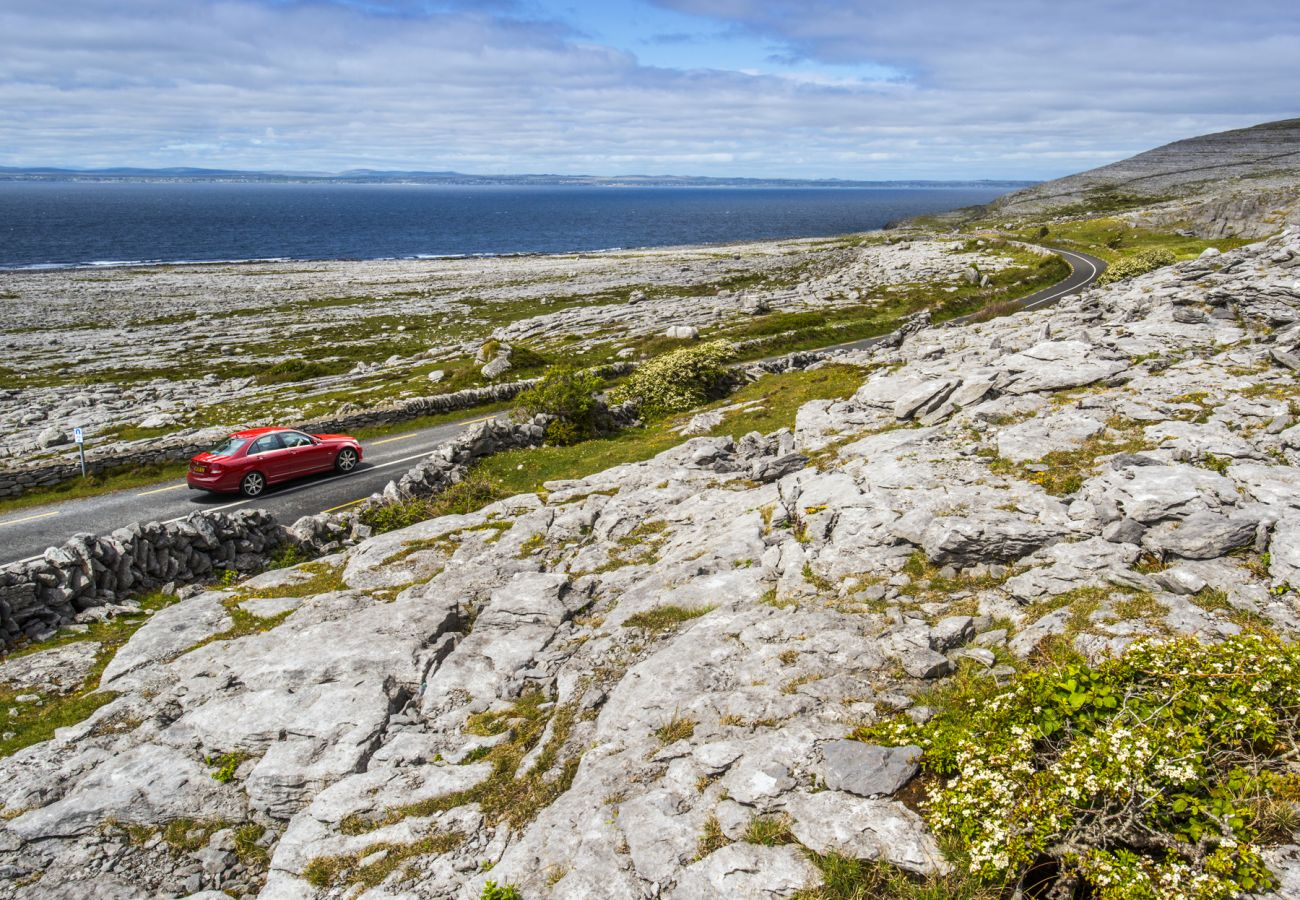 Car Touring, The Burren, County Clare © Chris Hill Photographic 2015