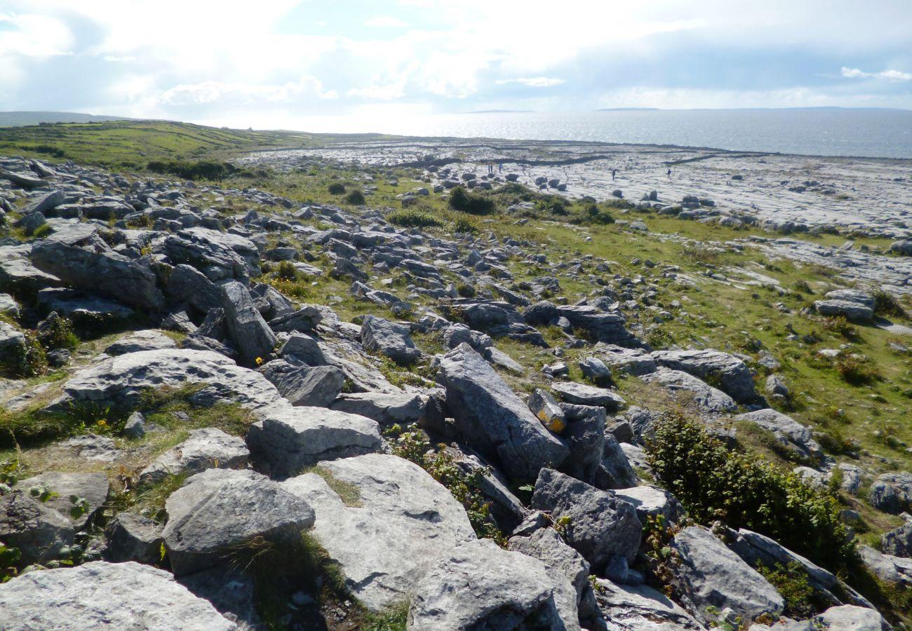 Flaggy Shore The Burren, Ballyvaughan, County Clare