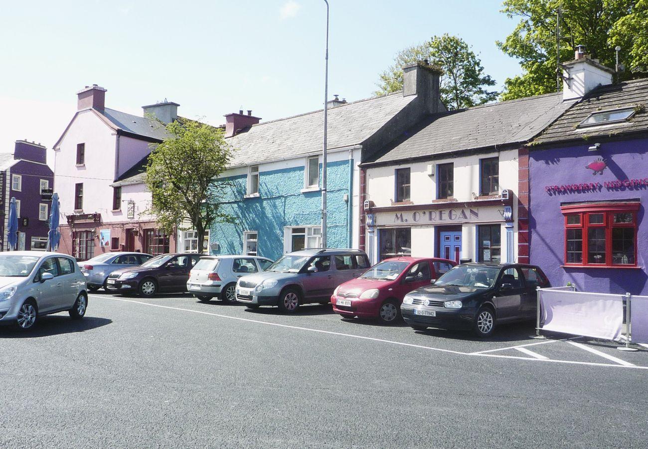 Kinvara Main Street, Kinvara, County Galway