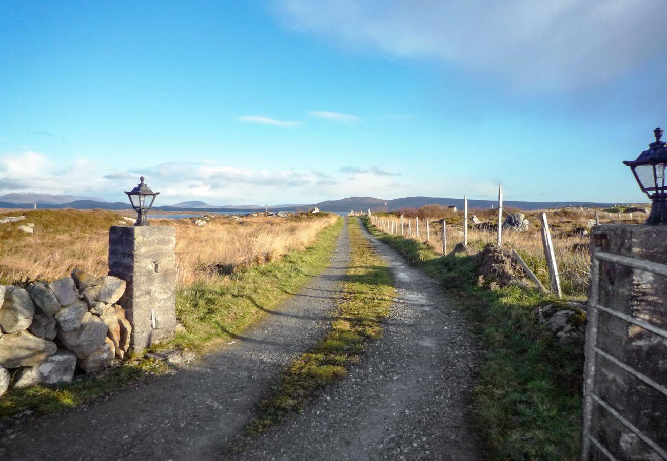 Inishnee Peninusla near Roundstone in Connemara, County Galway