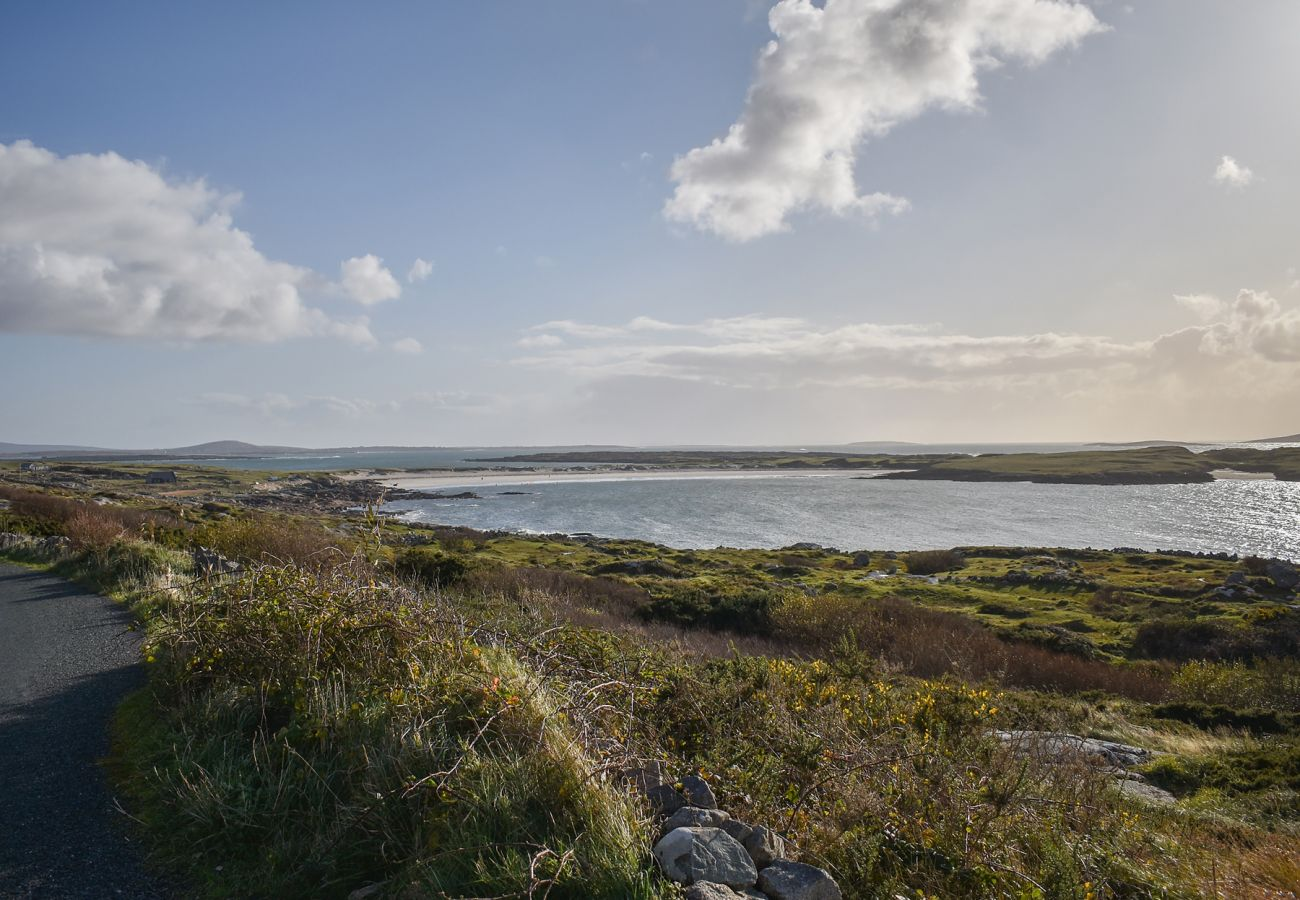 Gurteen & Dog's Bay Beach in Roundstone, County Galway
