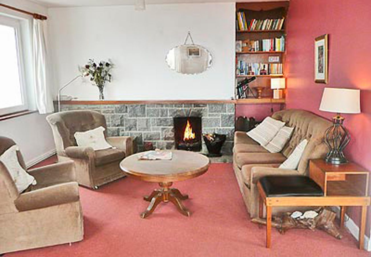 Flaggy Shore Lodge, Holiday Accommodation with Sea Views near New Quay in County Clare