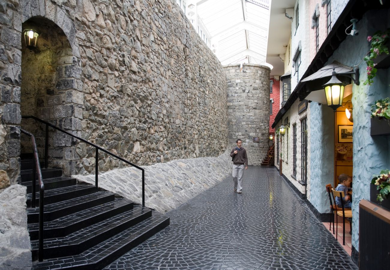 City Walls, Eyre Square, Galway City, County Galway
