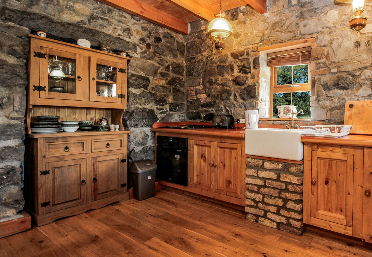 Self Catering Holiday Stone Cottage, Loughrea, County Galway