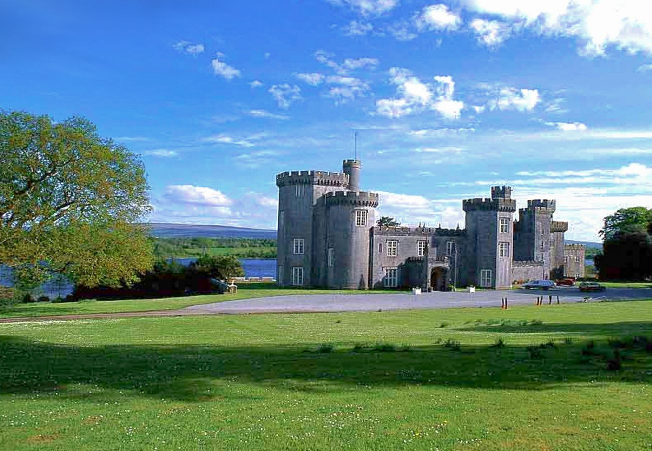 Lough Cutra Castle, Gort, County Galway