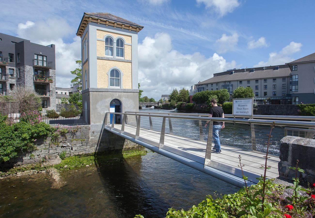Fisheries Tower, Galway City, County Galway