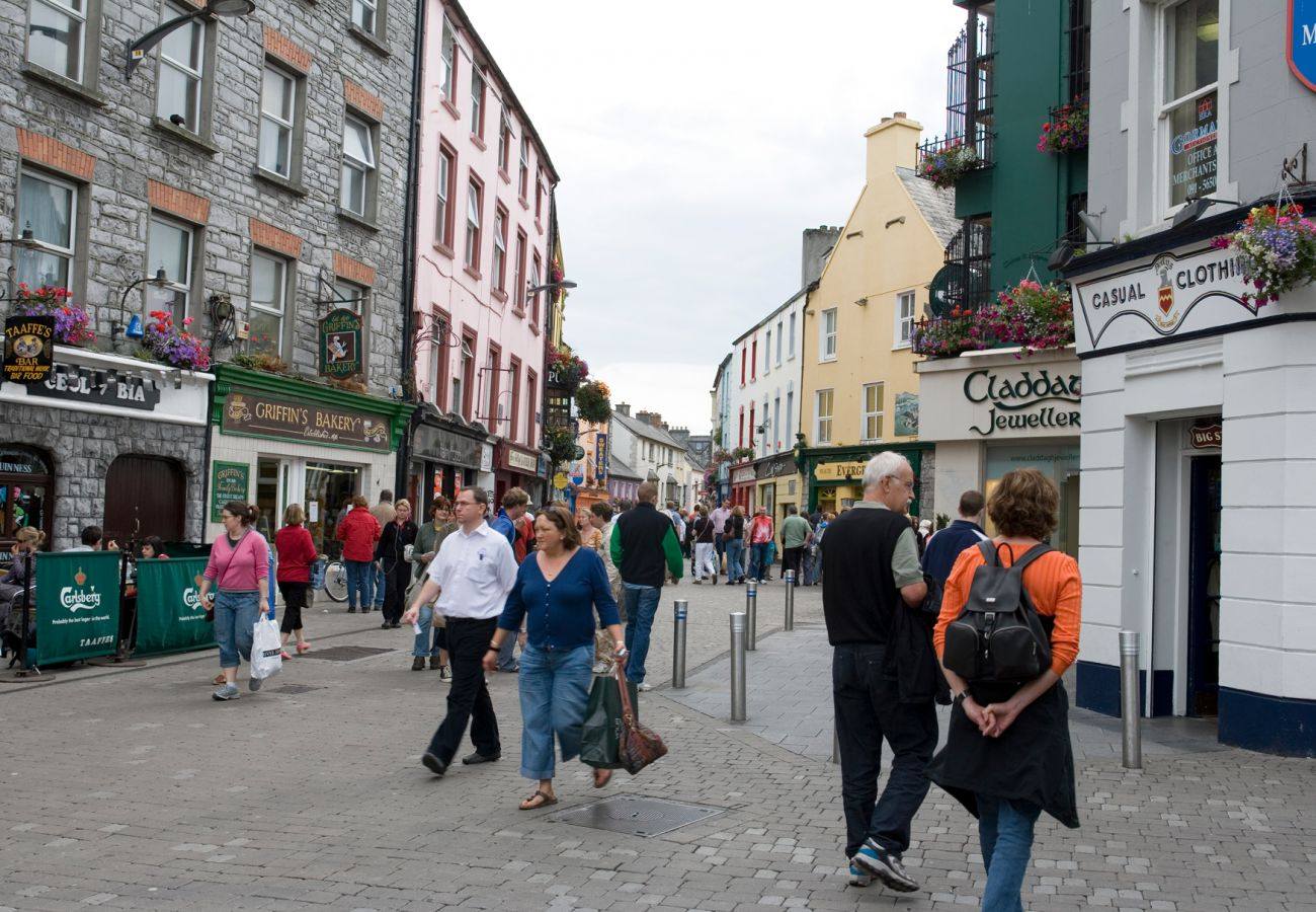 Shop Street, Galway City, County Galway