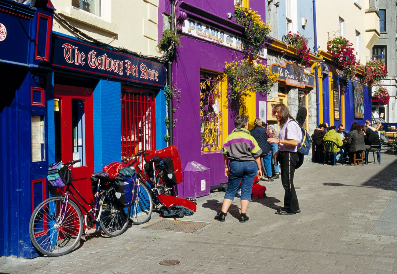 Quay Street, Galway City, County Galway