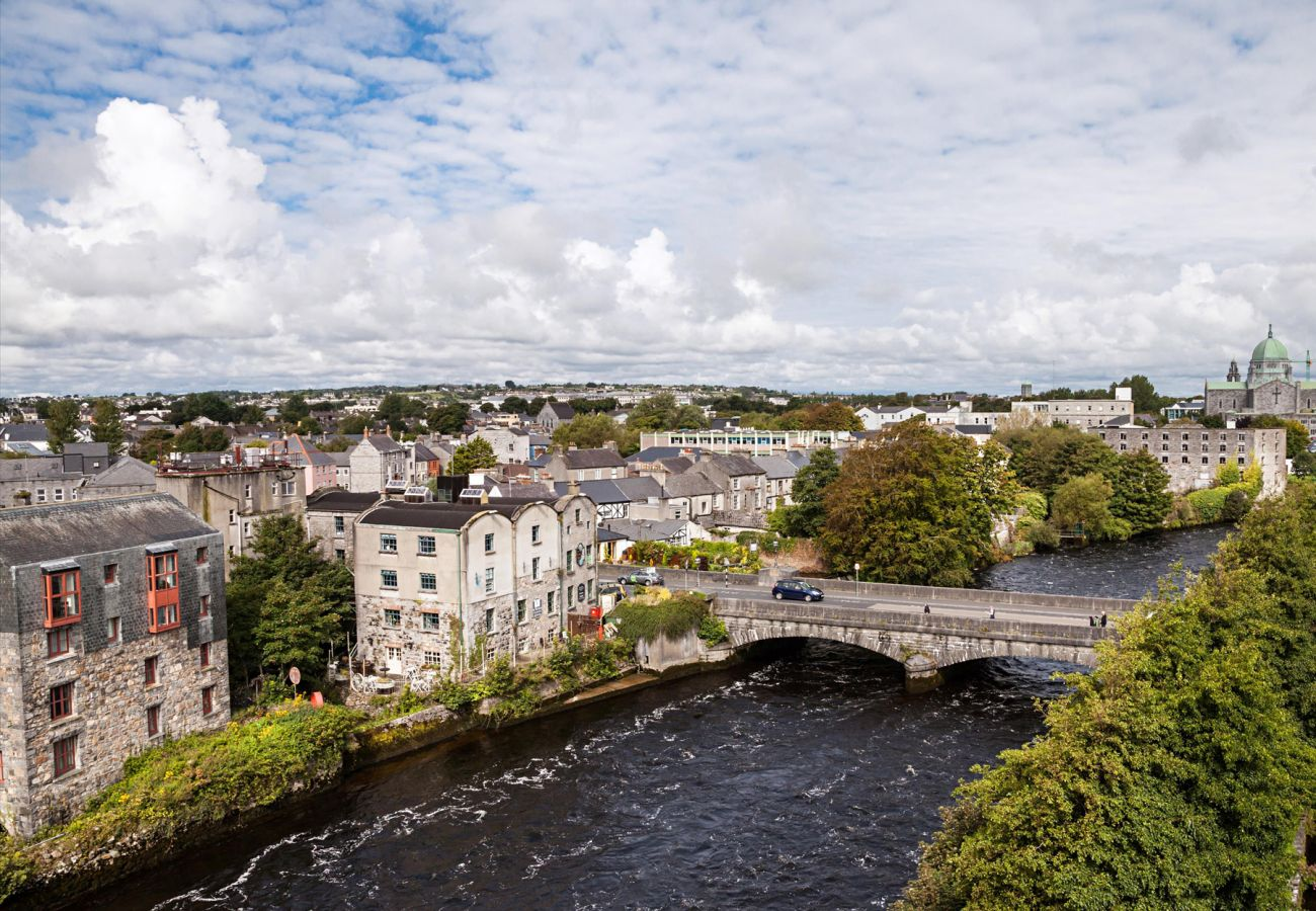 River Corrib, Galway City, County Galway