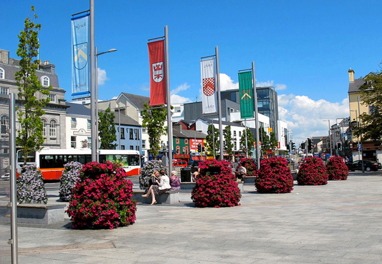 Eyre Square, Galway City, County Galway