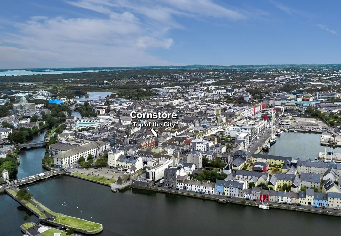 Galway City Aerial View, County Galway