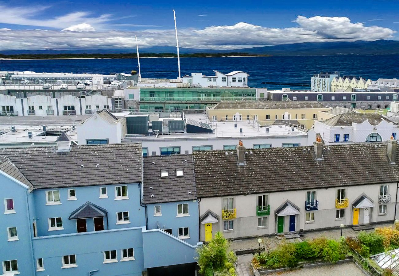 View from The Cornstore, Galway City, County Galway