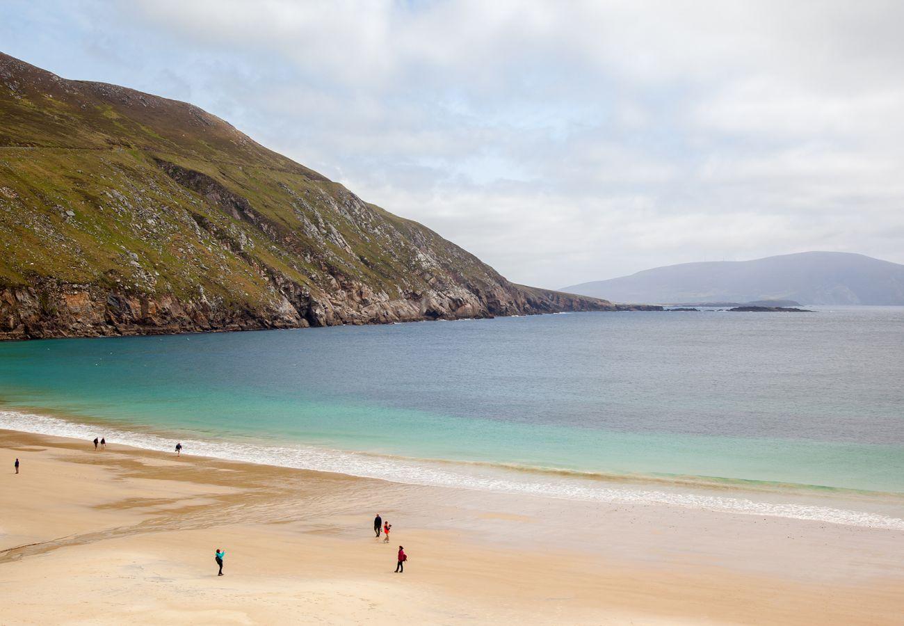 Keem Bay, Achill Island, County Mayo © Fáilte Ireland