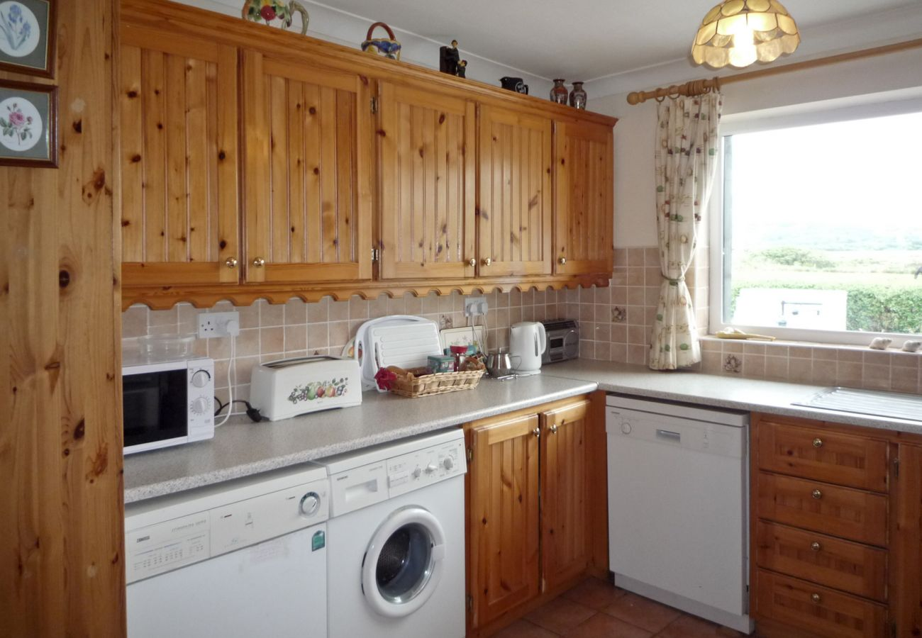 Charming Self- Catering Mountain View Holiday Home near Louisburg, County Mayo