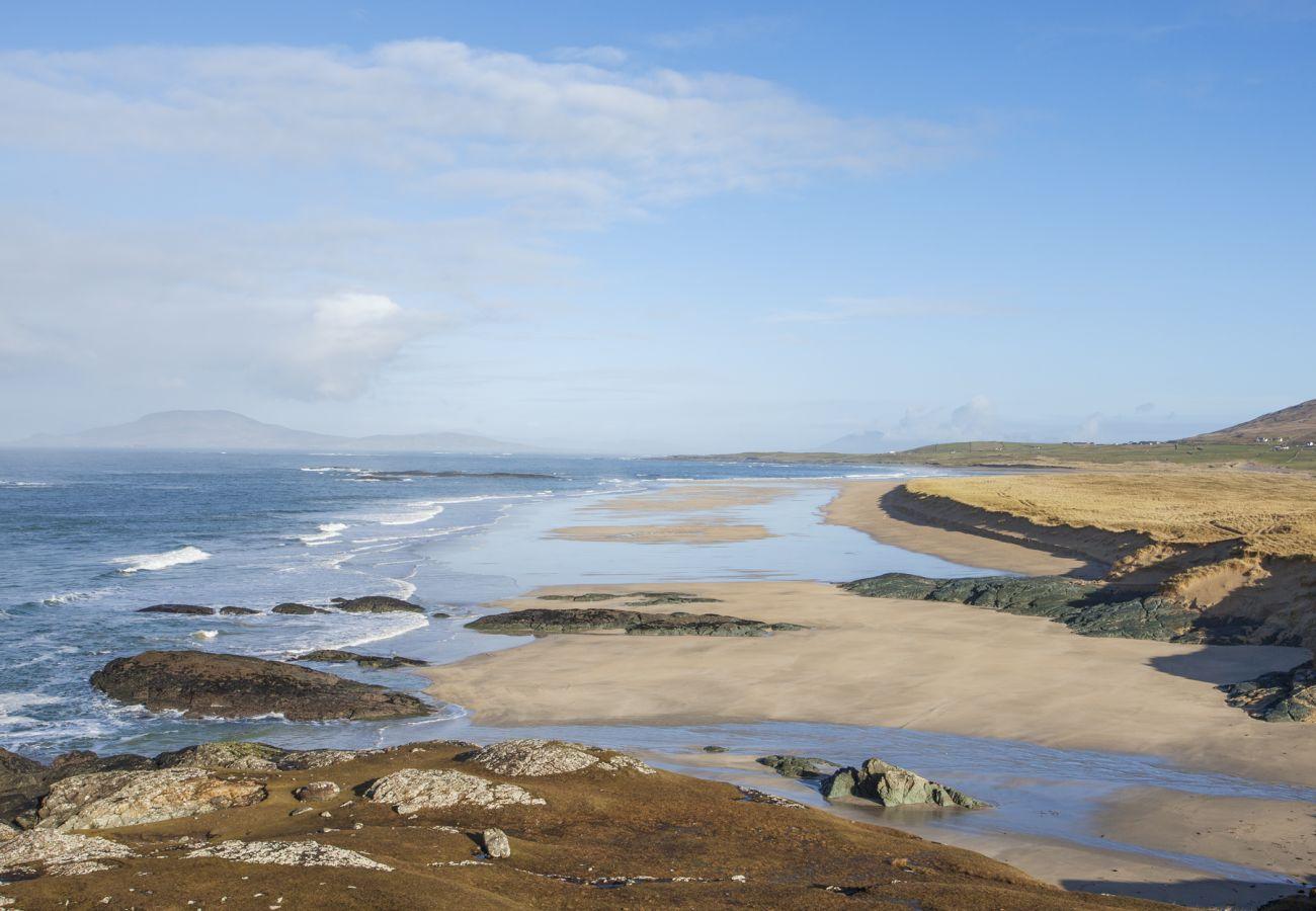 White Strand Beach, Louisburgh, County Mayo Courtesy of Peter McCabe © Failte Ireland.