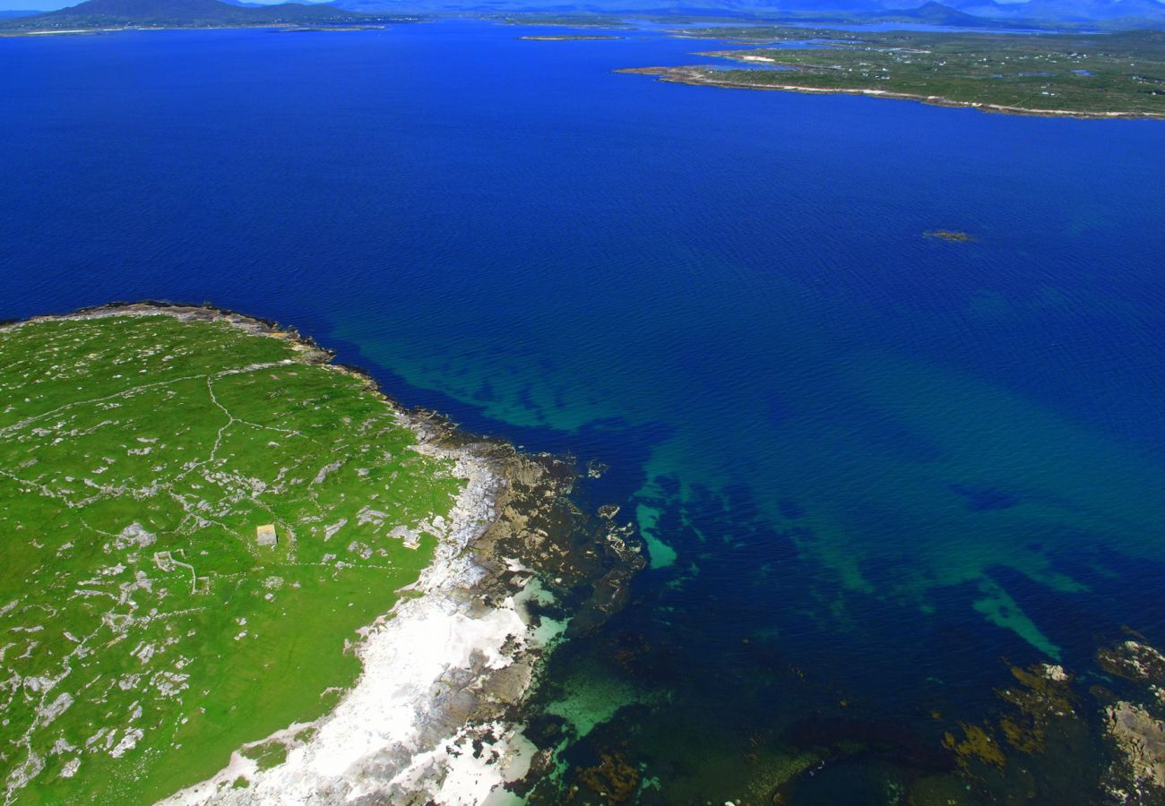 Connemara Coastline, County Galway, Ireland