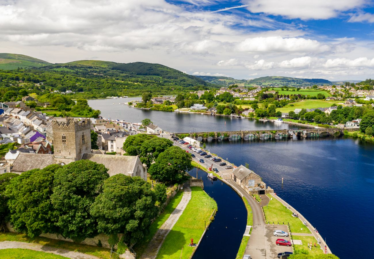 Pretty Town of Killaloe, County Clare