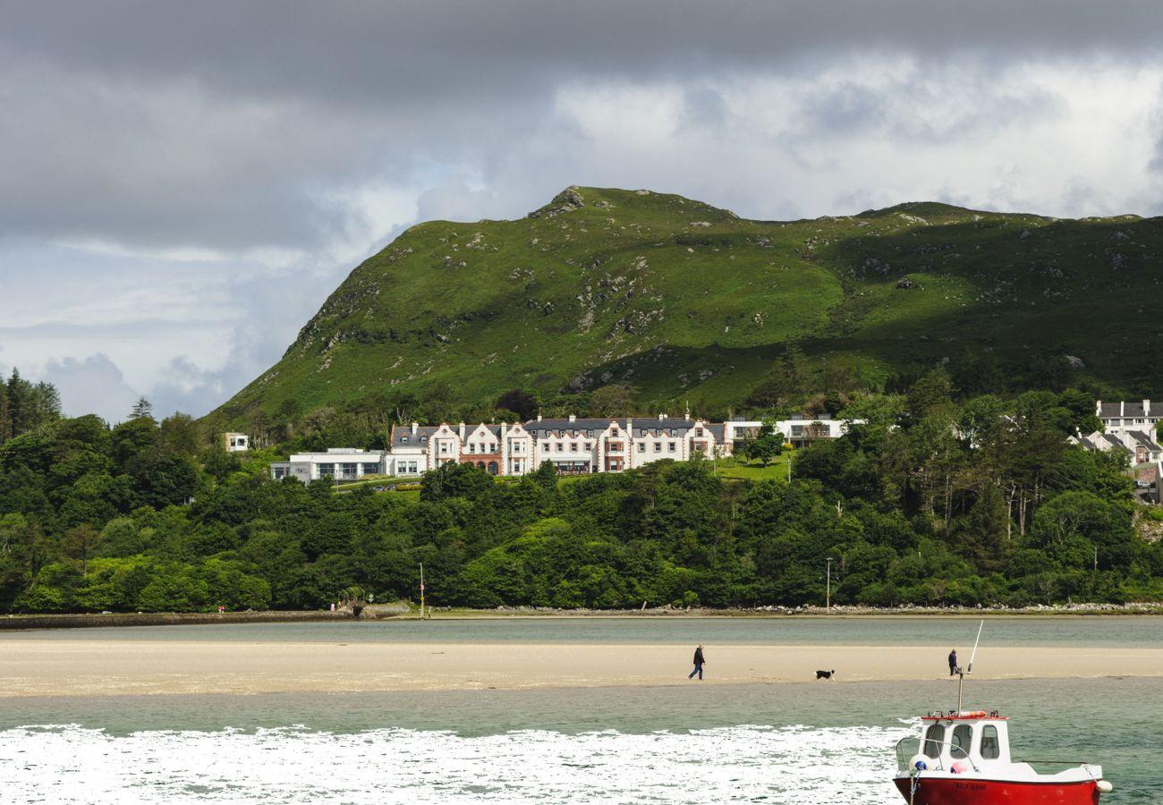 Mulranny Beach, Mulranny, County Mayo © Fáilte Ireland