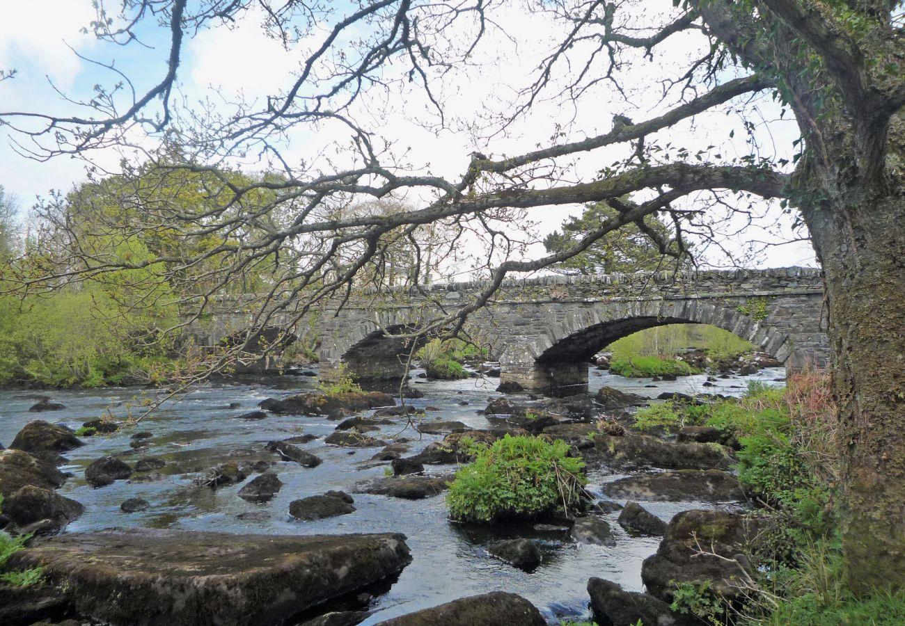 Galway's Bridge on The Kerry Way, Killorglin, County Kerry